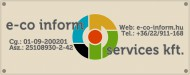 e-co inform services kft.